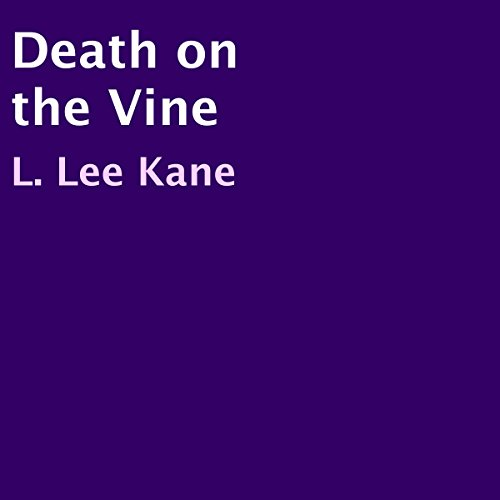 Death on the Vine audiobook cover art