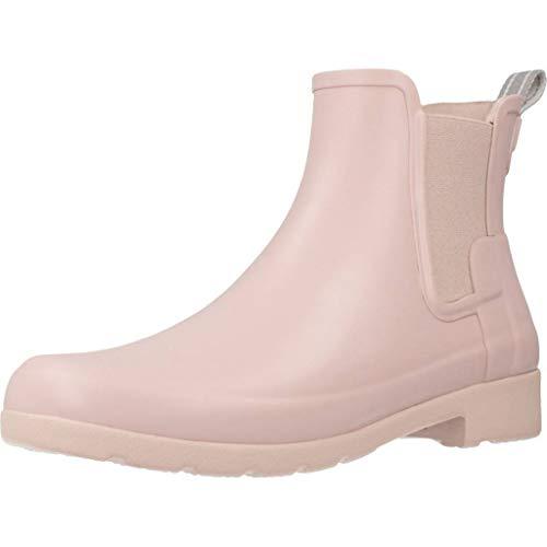 Botas para Mujer, Color Rosa (Echo), Marca HUNTER, Modelo Botas para Mujer HUNTER WFS1017RMA Rosa