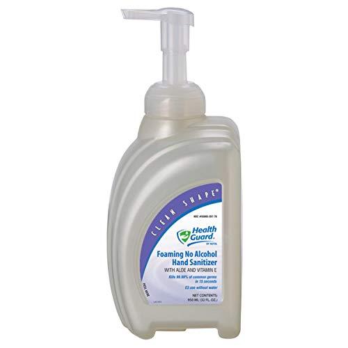 68278 Clean Shape Non-Alcohol Foam Instant Sanitizer, 950ml, 8/cs