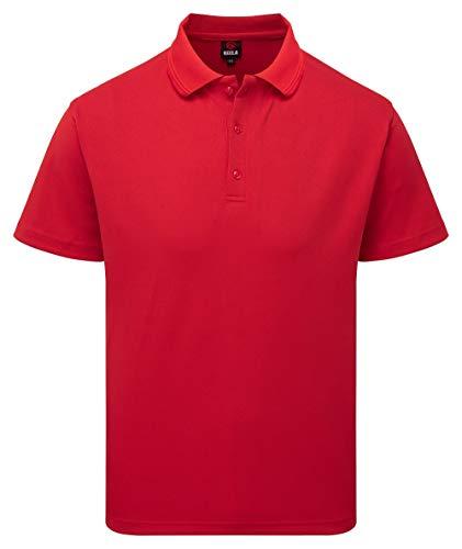 Keela Polo T-Shirt Homme Cads Noir Taille XL