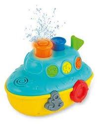 WinFun waterspeelgoed voor baby's, blauw (CPA Toy Group 7307106)