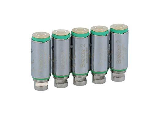 Aspire Breeze 2 Ersatz-Zerstäuberspule replacement coil - 5 Stück - 1,0 Ohm (1 Packung)