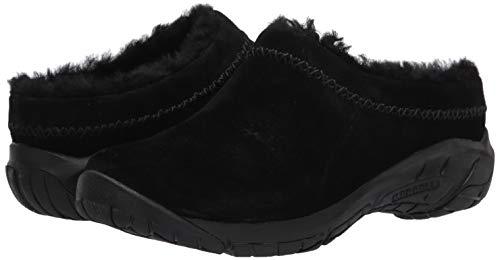 Merrell Women's Encore ICE 4 Sneaker, Black, 9 M US