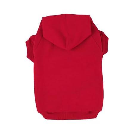 BINGPET Blank Basic Polyester Pet Dog Sweatshirt Hoodie