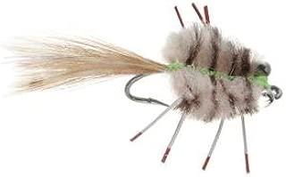Umpqua Bonefish Permit Fly Del Brown's Permit Crab - 3 Pack
