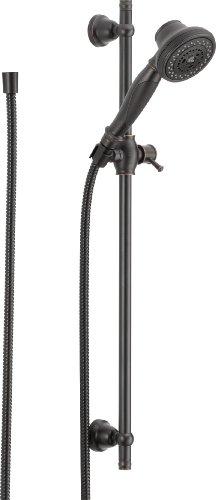 Delta Faucet 57021-RB Slide Bar Hand Shower, Venetian Bronze