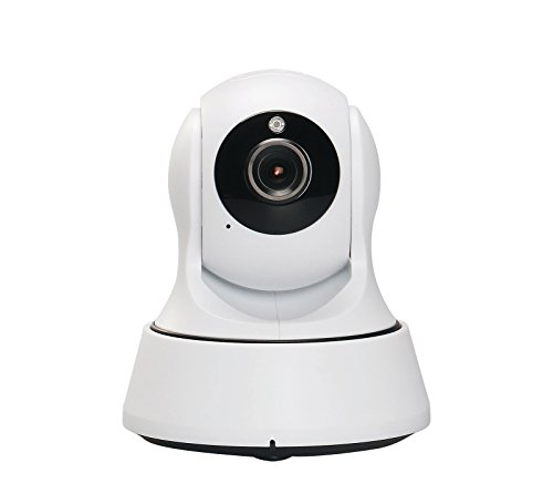 WiFi-camera, Baby Monitorcamera, Draadloze IP-camera, P2P Camera 720P Thuis Indoor Surveillance Camera Nanny Cam met Pan/Tilt Night Vision Twee-weg Audio Bewegingsdetectie