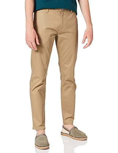 Dockers Alpha Original Pantalones, Marrón (New British Khaki 0432), W33/L30 para Hombre