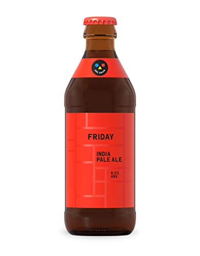 AND UNION Craft Beer, FRIDAY IPA, 6,5% India Pale Ale (18 x 0.33 l)