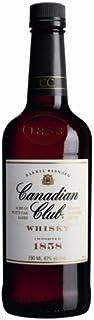 Canadian Club Whisky - 6 Flaschen á 700ml
