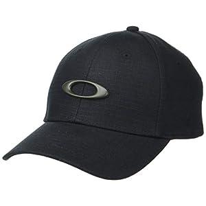 [オークリー] 6パネルキャップ ELLIPSE 6 PANEL HAT メンズ BLACKOUT US L/XL (日本サイズL相当)