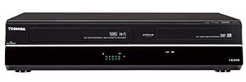 Toshiba DVR670/DVR670KU DVD/VHS Recorder with Built in Tuner Black  2009 Model   Renewed
