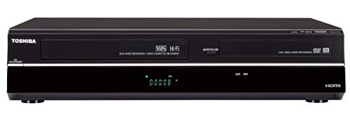 Review Of Toshiba DVR670/DVR670KU DVD/VHS Recorder with Built in Tuner, Black (2009 Model) (Renewed)