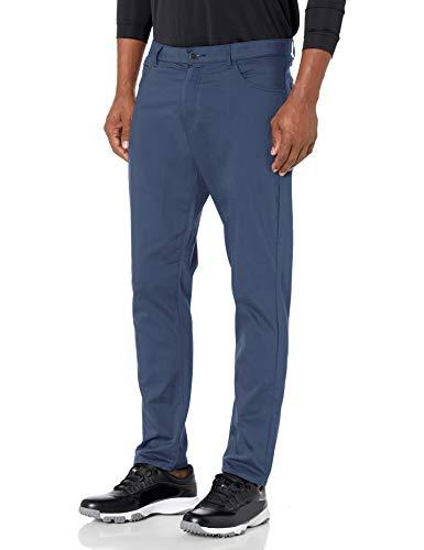 Nike M Nk FLX Pant Slim 5 Pkt - Thunder Blue/White, Größe:36/32