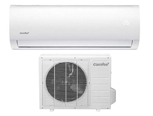 Climatizzatore Monosplit 12000 Btu, Inverter, Pompa di Calore, Gas R32