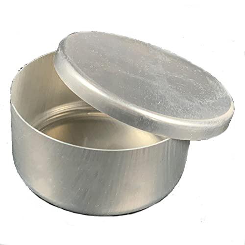GAO-bo 40mm à 100 mm de pesée de Sol en Aluminium et de la boîte de Mesure de l'humidité Peuvent Laboratoire (Size : D)