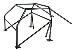 RRC - Roll Bars and Cages, 10 Point, 82-93 Chevy S-10 Pickup - Standard Cab