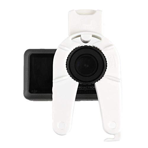 Hensych Lensenfilter montage demontage schroefsleutel voor OSMO Action Camera, installatie afstand aantrekken demontage gereedschap, wit