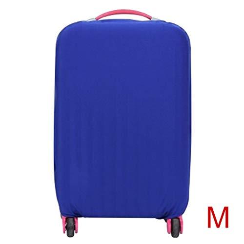 Babysbreath17 Travel Suitcase Business Outdoor Trip Elastic Luggage Case Bag