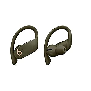 Powerbeats Pro Totally Wireless & High-Performance Bluetooth Earphones - Moss (Renewed)