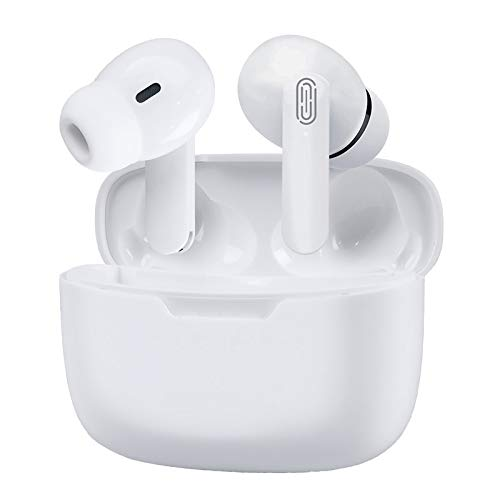 Air Pro 3 TWS Bluetooth 5.0 Earphone Wireless in-Ear Headset with Mic Sports Headphones 3D Stereo Mini Earbuds for Mobile Phone Laptop Ipad