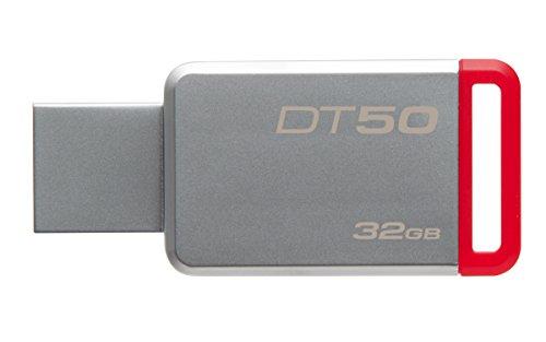 Kingston 32GB USB 3.0 Data Traveler 50, 110MB/s Read, 15MB/s Write (DT50/32GB)
