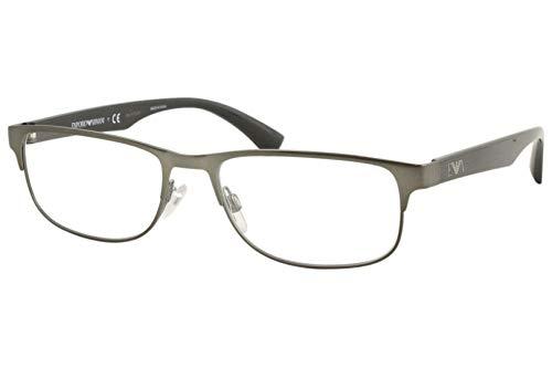 Emporio Armani 0EA1096 Gafas, 53 para Hombre
