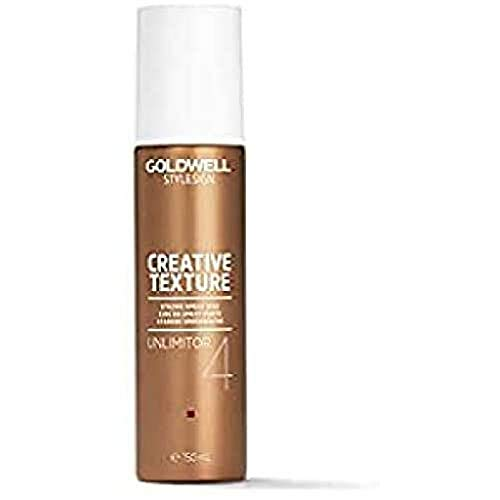 Goldwell Sign Unlimitor, Starkes Sprühwachs, 1er Pack, (1x 150 ml)