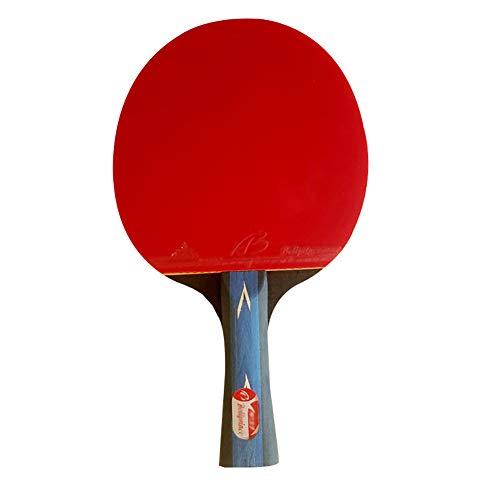 YXDDG Tischtennis Set Ping Pong Schläger Tischtennisschläger Set Profi Kinder Tasche Jugend für den Verein oder privat für Familie und Freunde