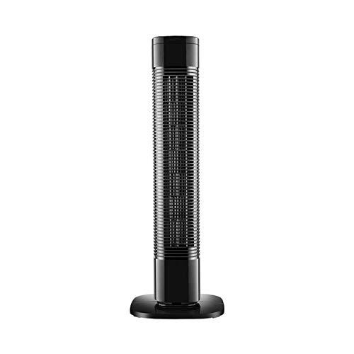 Sdesign Ventilador de torre oscilante, ventilador de mesa de escritorio con 3 velocidades, refrigeración silenciosa, 31 pulgadas Personal Pequeño ventilador de enfriamiento de ventilador de ventilador