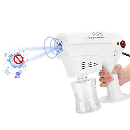 1200W 260ml eléctrico ULV pulverizador máquina de nebulizador portátil Desinfección Na.Nos Vapor Spray, 110V / 220V de atomización pulverizador para el hogar desinfección Oficina