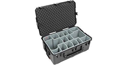 SKB 3I-2918-10DT iSeries Case with Think Tank Designed Dividers - Black