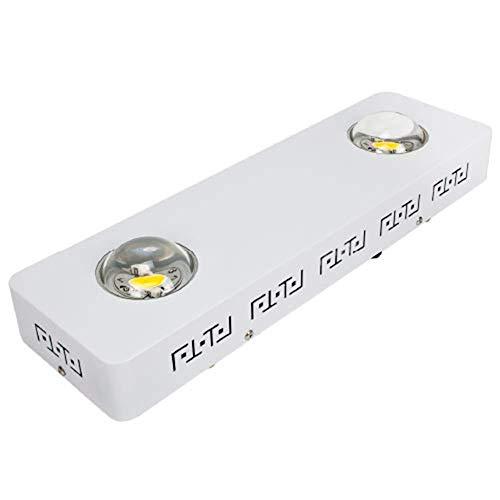 LED Horticole Lampe de Croissance Dimmable, Lampe pour Plante CREE LED 200W Eclairage pour Plantes pour Intérieur/Serre/Hydroponique/Grow Box Culture[Classe énergétique A+++]