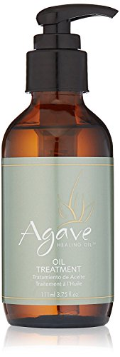 Agave Healing Oil , Hair Treatment Oil, 3.75 Fl Oz