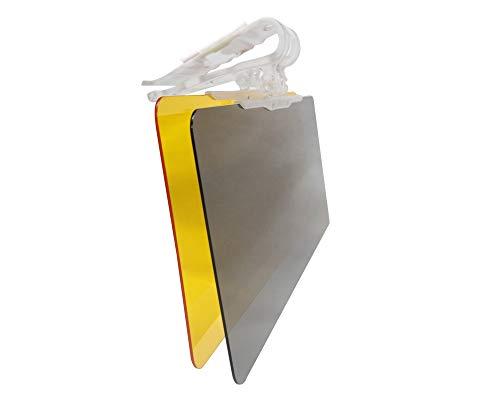 Able2 OP1000 Clear Vision Taschenlampe für Gehstock/Krücke, 30 x 13 cm
