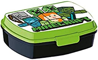 Minecraft lunchbox - artikel voor je baby / zoon / dochter
