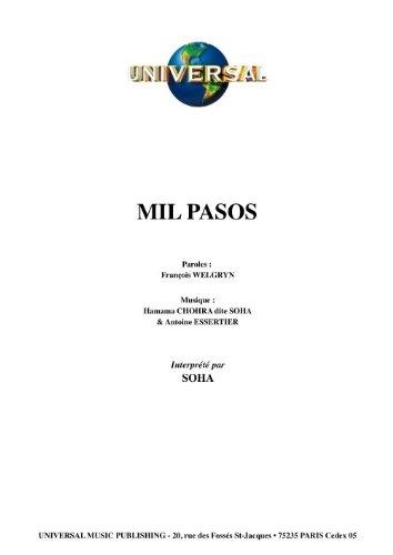 MIL PASOS