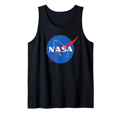 NASA Meatball Tank Top