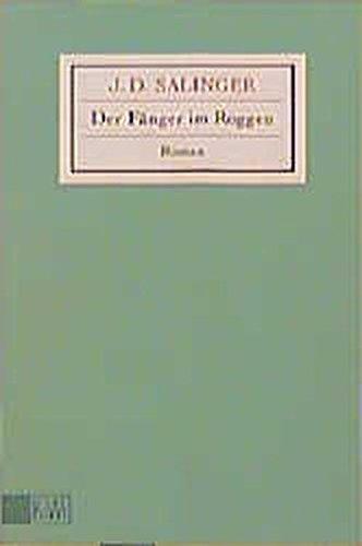 KiWi Taschenbücher, Nr.16, Der Fänger im Roggen