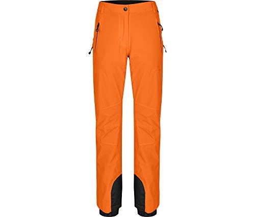 Bergson skibroek dames Ice Light (slim fit), persimmon oranje [513], 44 - dames