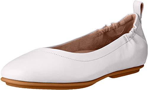 FITFLOP ALLEGRO BALLERINA - LEATHER voor dames Gesloten teen Ballet Flats