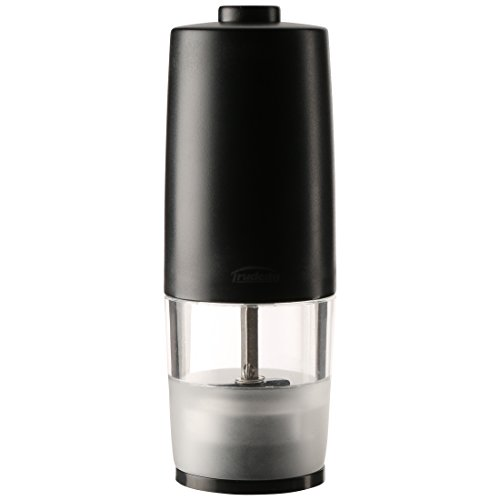 Trudeau Maison electronic single-handed pepper mill with ceramic grinder