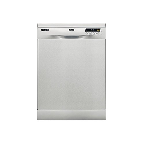 Zanussi ZDF26020XA 13 Place Freestanding Dishwasher - Stainless Steel