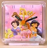 Disney character battery operated alarm clocks. 12 different designs available, from Cars, Princess, Mickey & Friends and Winnie The Pooh