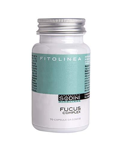 Fitolinea Fucus Complex Vegetali Naturali, Confezione da 70 Capsule