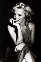 chronical collection Marilyn Monroe - Sitting Poster 12 x 12 Inch