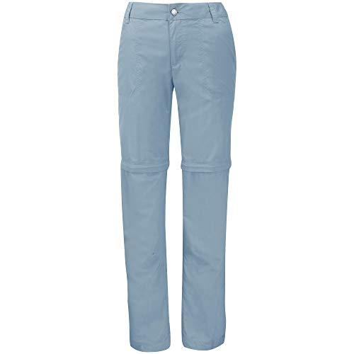 Columbia Silver Ridge 2.0 Pantalon Convertible pour Femme S Tradewinds Grey