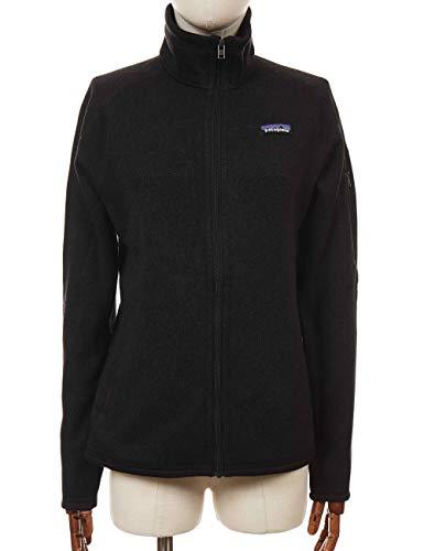 Patagonia Damen W's Better Sweater JKT, Schwarz, M