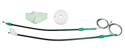Bossmobil TRANSIT CONNECT, TOURNEO CONNECT (P65, P70, P80_), Delantero izquierdo, kit de reparación de elevalunas eléctricos