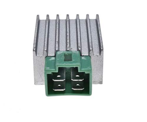 Regler/Gleichrichter Spannungsregler 4-polig für Chinaroller 4 Takt 4T GY6